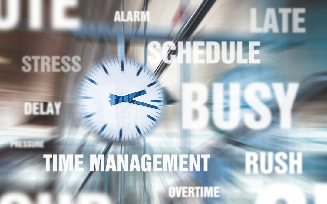 Time Management – what does that really mean?