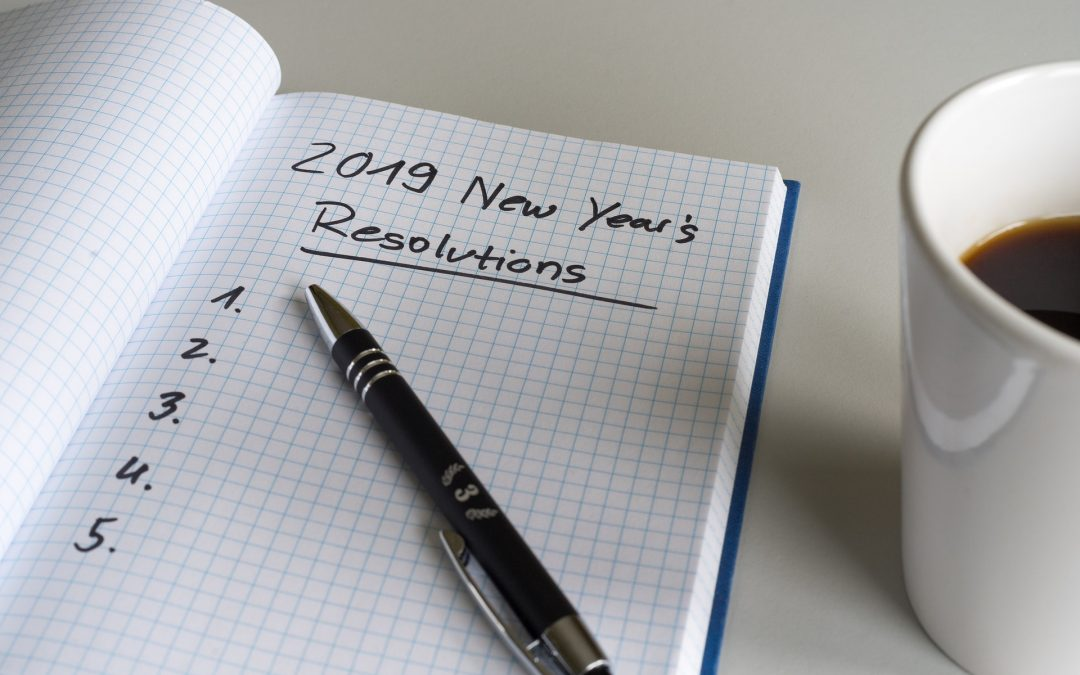 New Year's Resolutions – Make Them Work For You Not Against You
